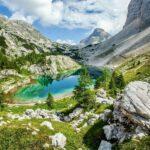 Slovenië - bergmeer