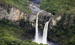 Brazilië - waterval