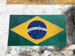 Brazilië - vlag