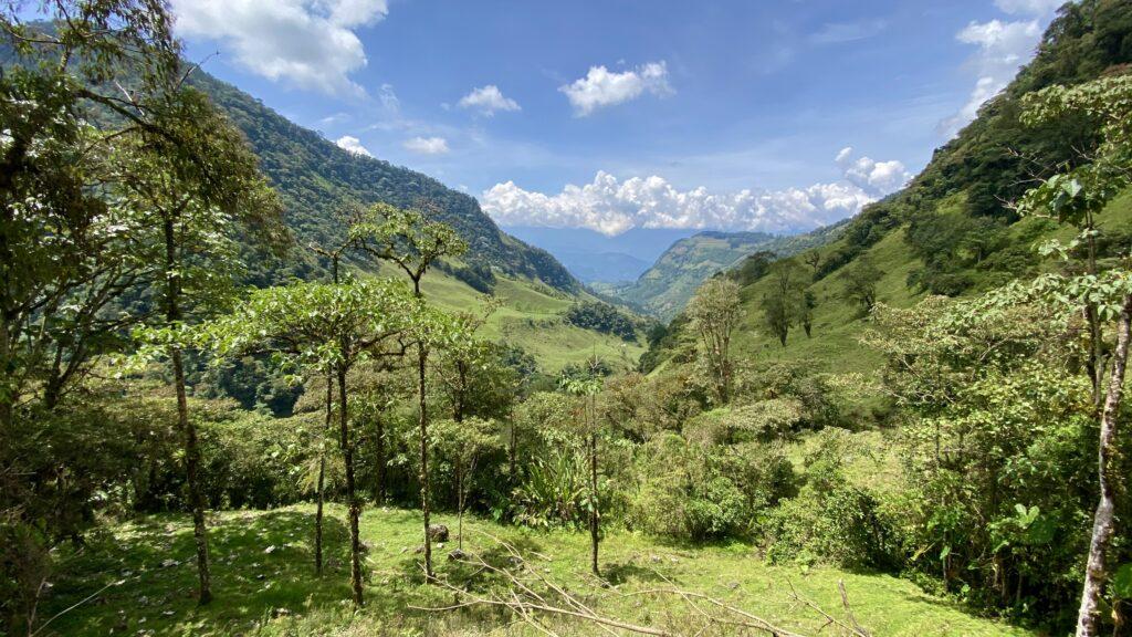 Colombia - bergen