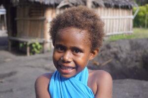 Vanuatu - lokaal kind