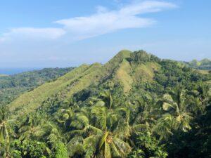 Filipijnen - berglandschap