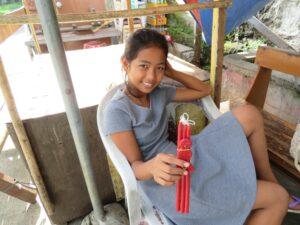 Filipijnen - lokaal meisje