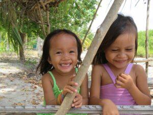 Filipijnen - lokale kinderen