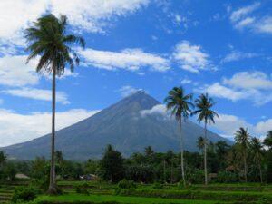 Filipijnen - vulkaan