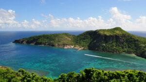 Guadeloupe - baai