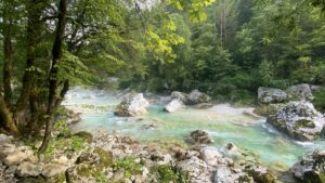 Slovenië - Soç rivier