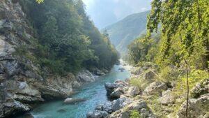 Slovenië Soç rivier