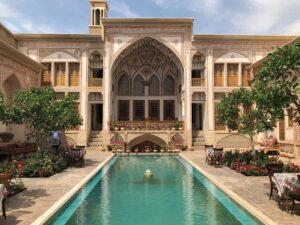 Iran - gebouw