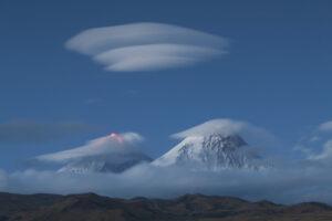 Kamchatka - vulkanen