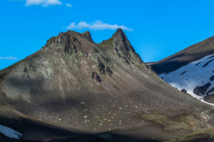 Kamchatka - berglandschap