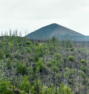 Kamchatka - vulkaan