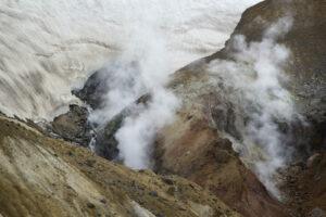 Kamchatka - vulkanische landschappen