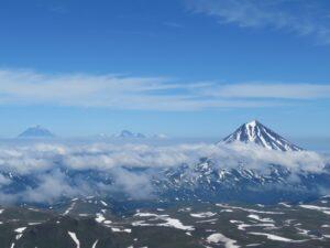 Kamchatka - vulkaanlandschap