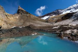 Kamchatka - vulkaanmeer