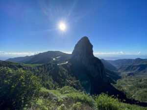 La Gomera - Degollada de Peraza