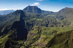 La Réunion - berglandschap