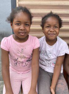 La Réunion - lokale kinderen