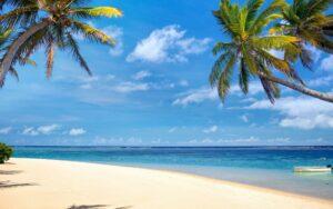 Mauritius - strand