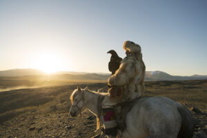 Mongolië - Eagle Hunting Festival