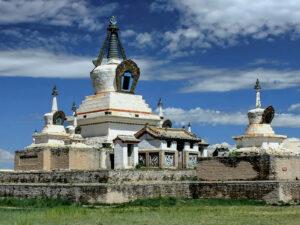 Mongolië - Erdene Zuu klooster