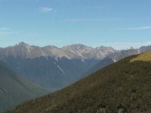 Nieuw Zeeland - berglandschap