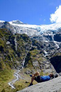 Nieuw Zeeland - Rob Roy Glacier