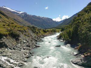 Nieuw Zeeland - rivier