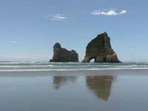 Nieuw Zeeland - strand