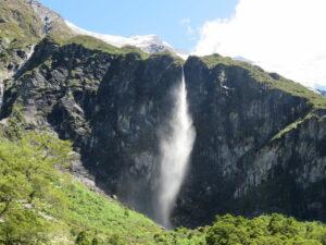 Nieuw Zeeland - waterval