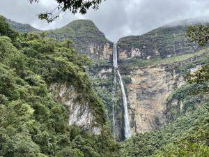 Noord-Peru - Gocta waterval