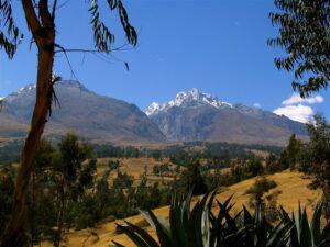Noord-Peru - berglandschap