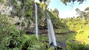 Oeganda - waterval