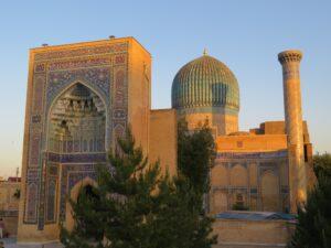Oezbekistan - Registan