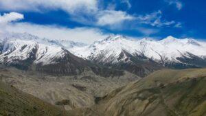 Tadzjikistan - bergen