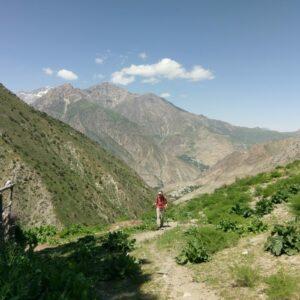 Tadzjikistan - wandelen