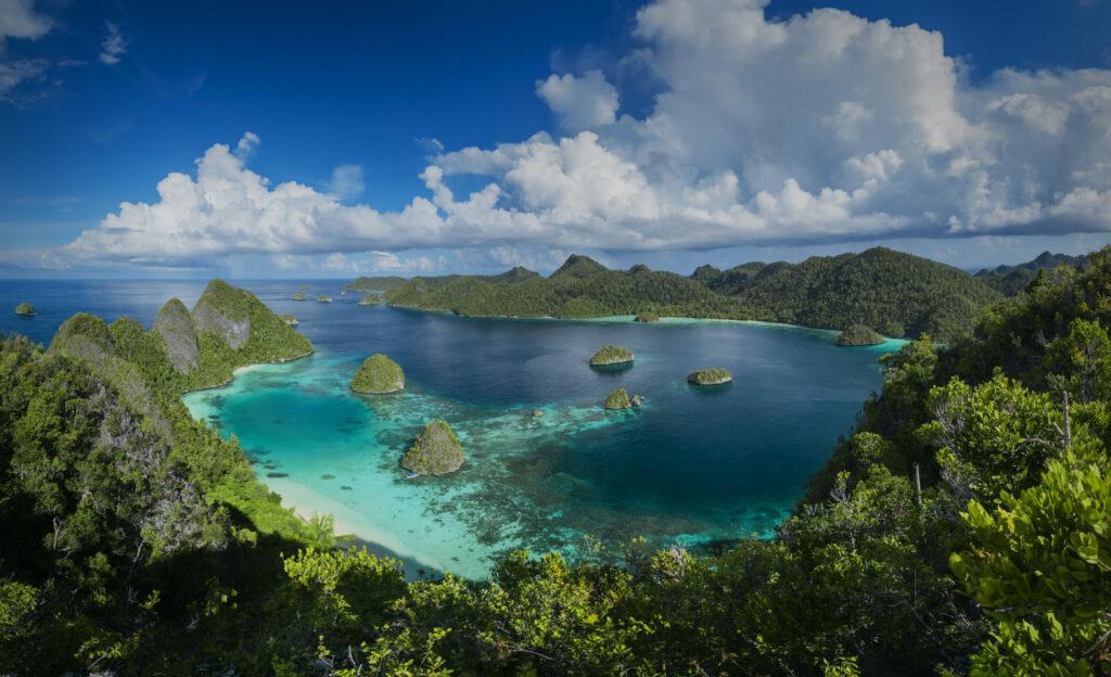 Papoea Nieuw Guinea - eilanden