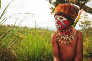 Papoea Nieuw Guinea - cultuur