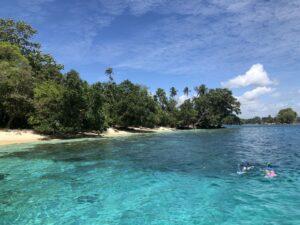 Papoea Nieuw Guinea - oceaan