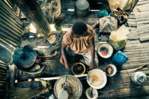 Papoea Nieuw Guinea - keuken