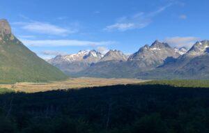 Patagonia - berg
