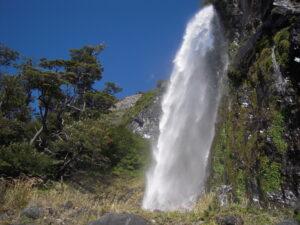 Patagonia - waterval