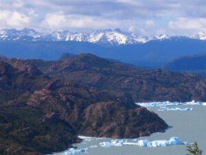 Patagonia - ijsmeer