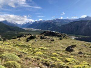 Patagonia - landschap