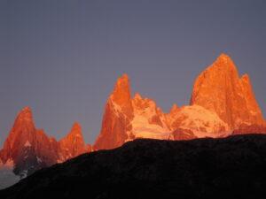 Patagonië - berg