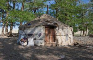Rusland Altai - yurt