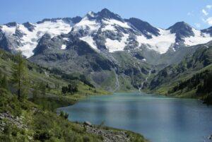 Rusland Altai - berglandschap