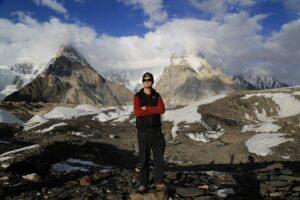 Pakistan K2 trekking - Concordia kampplaats