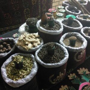 Oezbekistan - markt