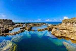Vanuatu - natuurlijke pools